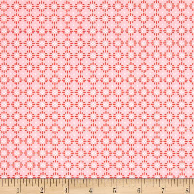 Uppercase Volume 2  Flower Stitch Pink