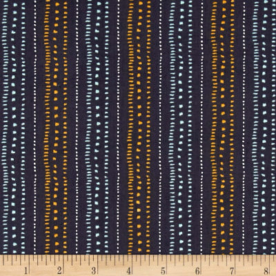 Wild About You  Stripe Charcoal