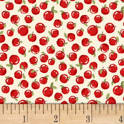 Little Red Riding Hood  Apples Ivory