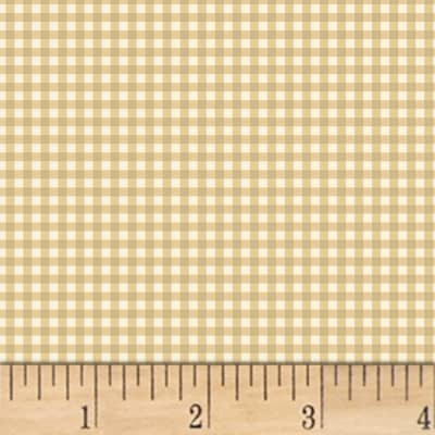 Little Red Riding Hood  Gingham Tan