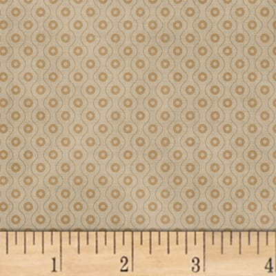 Farmhouse Living  Dot Wave Light Grey
