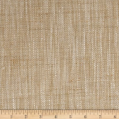 P/Kaufmann Mulberry Herringbone Wheat
