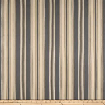 Laura & Kiran Bordeaux Stripe Pewter