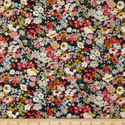 Liberty Fabrics Tana Lawn Thorpe Green