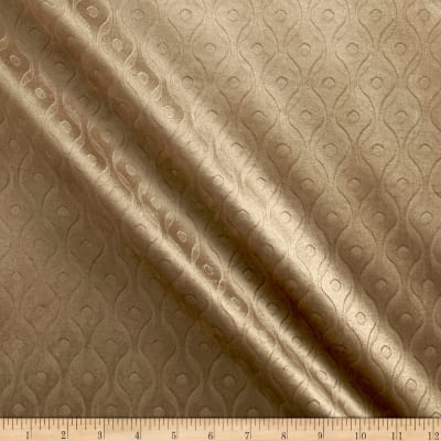 Europa Wave Embossed Velvet Antique