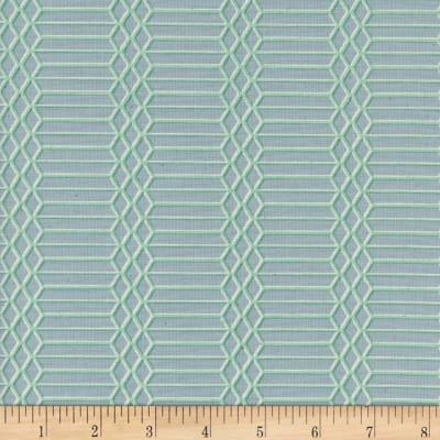 Cotton + Steel Panorama Ocean Dandy Bars Tiffanys
