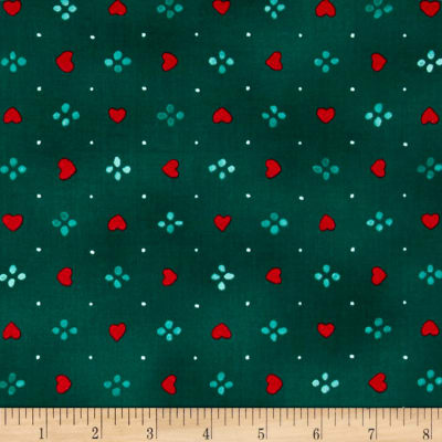 Sugar Berry Sweethearts Metallic Radiant Juniper