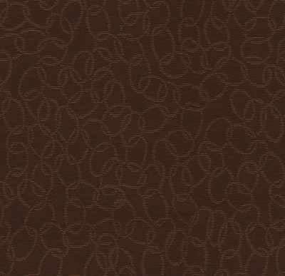 Abbey Shea Chain Jacquard Brown