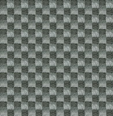 Abbey Shea Aerotex Tweed Charcoal