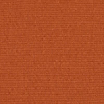 Sunbrella Solid Canvas Rust