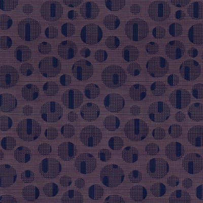 Crypton Illusion Jacquard Plum