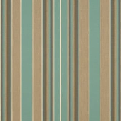 "Sunbrella 46"" Stripes Premium Kiawah Spa"