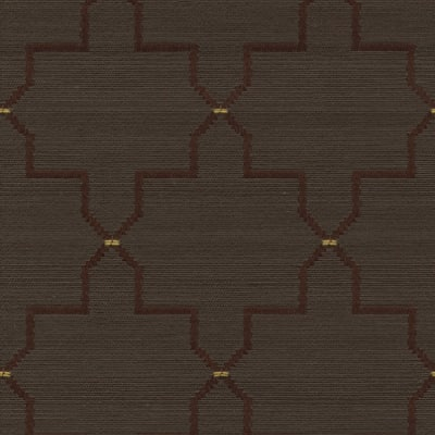 Crypton Reflect Jacquard Chestnut