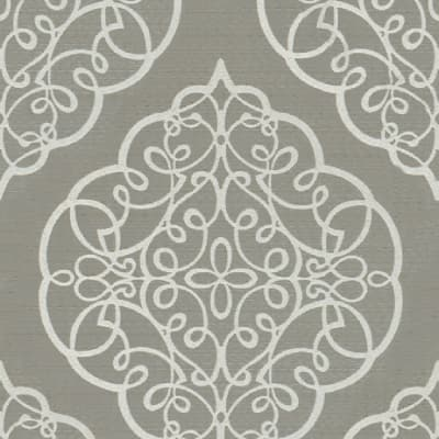 Abbey Shea Bunting Jacquard 905 Silver