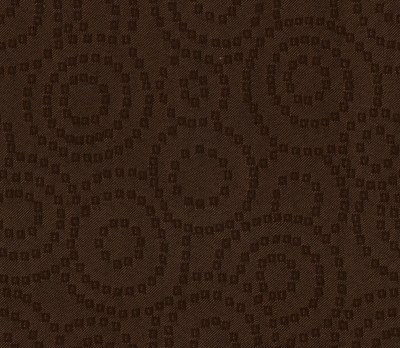 Abbey Shea Radius Jacquard Chocolate