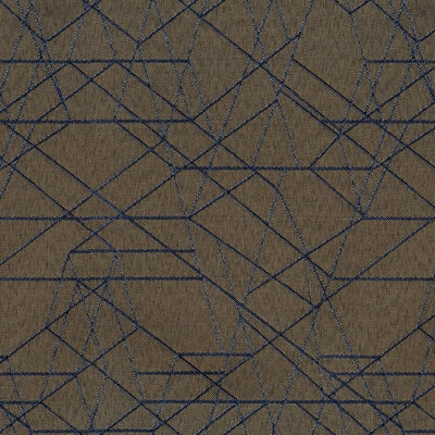Crypton Rendition Jacquard Moody Blue