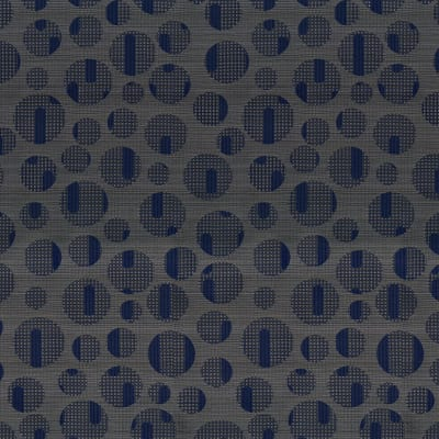 Crypton Illusion Jacquard Moody Blue
