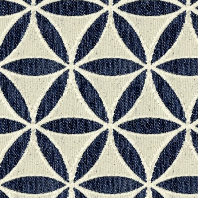 Abbey Shea Turnbow Woven Navy