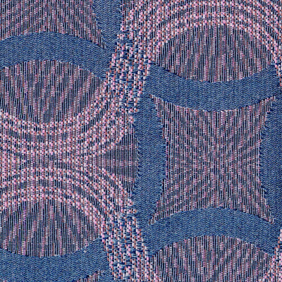 Crypton Ingrain Jacquard Purple