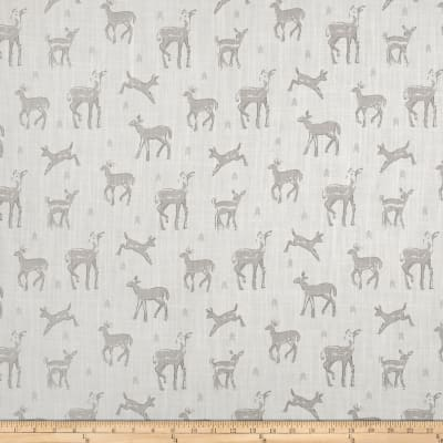 Premier Prints Fawn French Grey