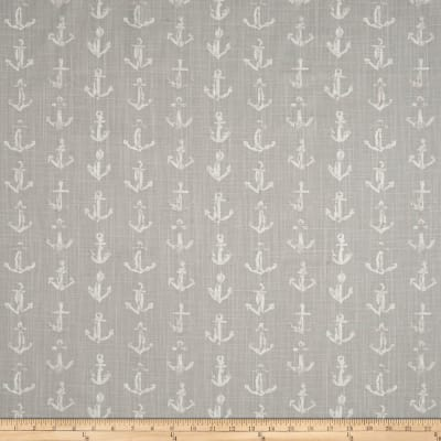Premier Prints Sea Port French Grey