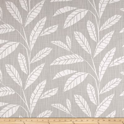 Premier Prints Samos Slub Canvas French Grey