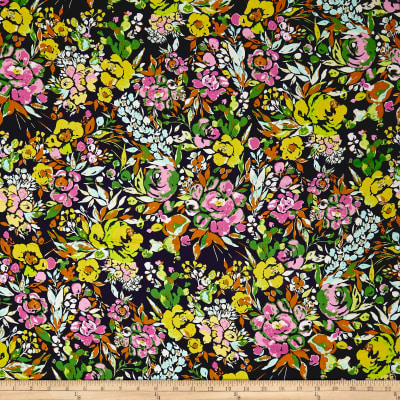 Art Gallery Printemps Rayon La Floraison Dim Multi