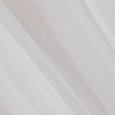 "72"" Wide Nylon Tulle Light Ivory"