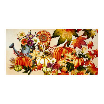 "Autumn Album 24"" Autumn Panel Cream"