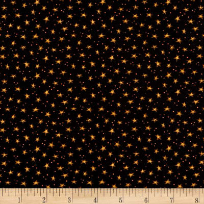 Believe Stars & Dots Black