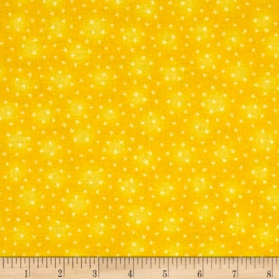 Starlet Star Yellow