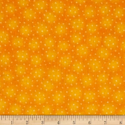 Starlet Star Orange