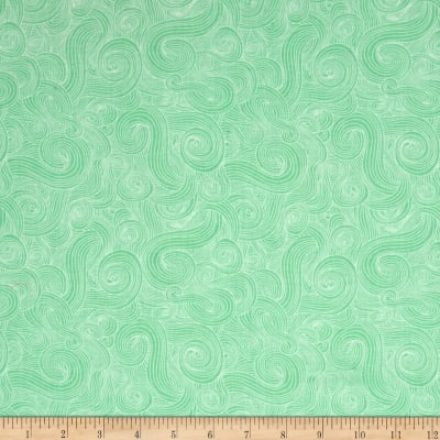 Just Color  Swirl Basic Mint