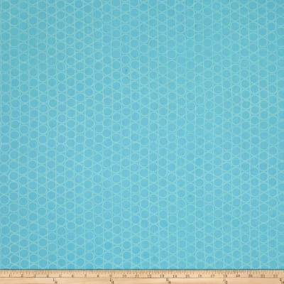 Modern Batiks Circles Light Blue