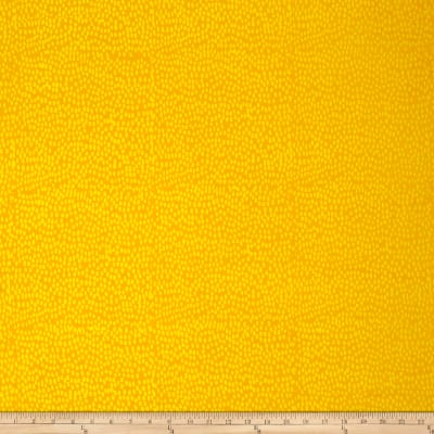 Modern Batiks Paint Dabs Sunshine Yellow