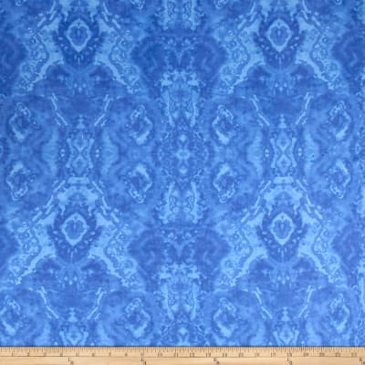 Comfy Flannel Prints Blender Blue