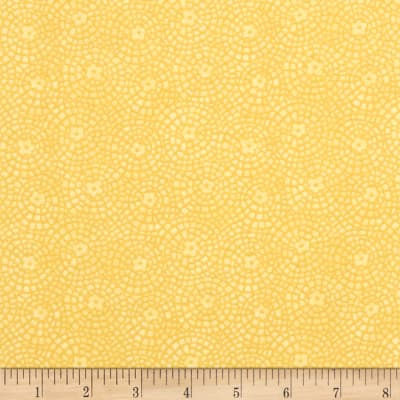 Sunshine Garden Tile Light Yellow