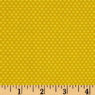 Bree Tiny Dot Yellow