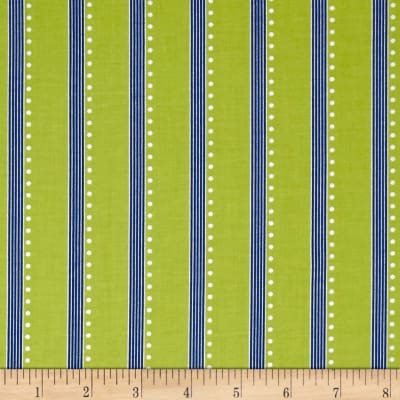 Bree Stripe Green