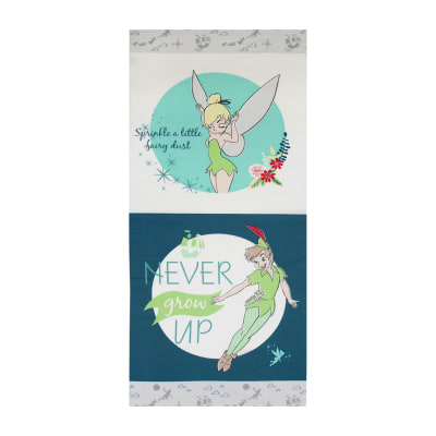 "Disney Peter Pan 18"" Panel Multi"