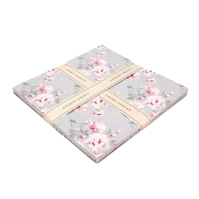 "Laura Ashley Grace 10"" Squares"