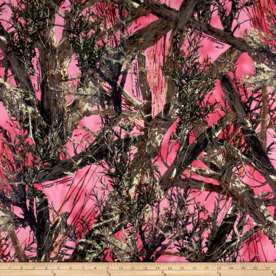 True Timber Camo SuperTwill - MC2 Pink