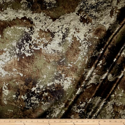 True Timber Camo Charmuse Satin - Strata