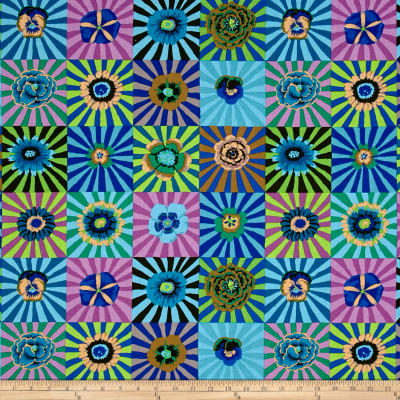 Kaffe Fassett Fall 2017 Sunburst Blue
