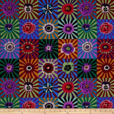 Kaffe Fassett Fall 2017 Sunburst Dark
