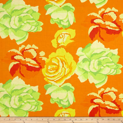 Kaffe Fassett Fall 2017 Rose Clouds Gold