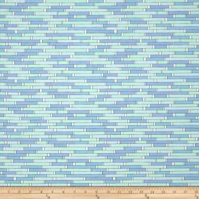 Uptown Backsplash Blue