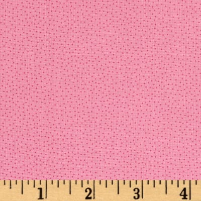 Andover Over The Rainbow Micro Dots Pink