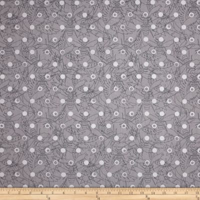 Alison Glass Sun Prints Link Fog Gray