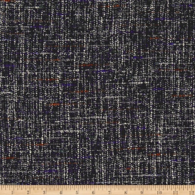 Telio Tweed Deep Royal